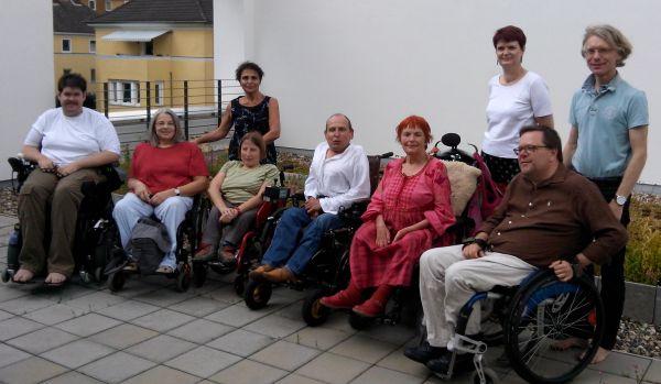 Gruppenfoto von der bifos-Mitgliederversammlung (c) bifos e.V.